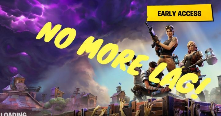 6 Quick Fixes for Fortnite Lag