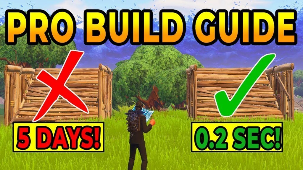 What is Fortnite Pro Builder?