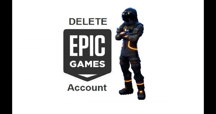 How to Delete Your Epic Games Account