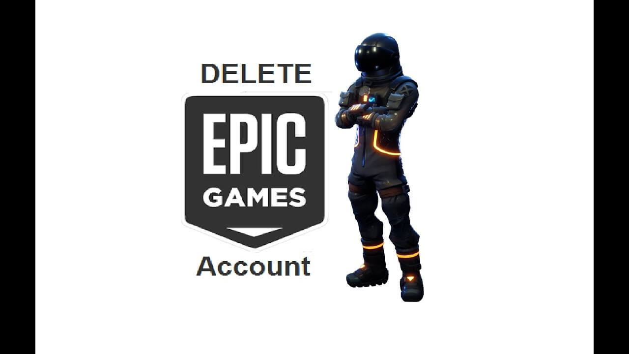 How to Delete Your Epic Games Account - Fortnite Nexus