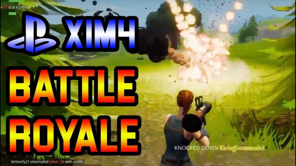 How To Use Xim4 To Get An Advantage in Fortnite
