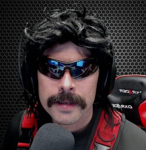 Dr Disrespect Fortnite Settings, Keybinds and Gear