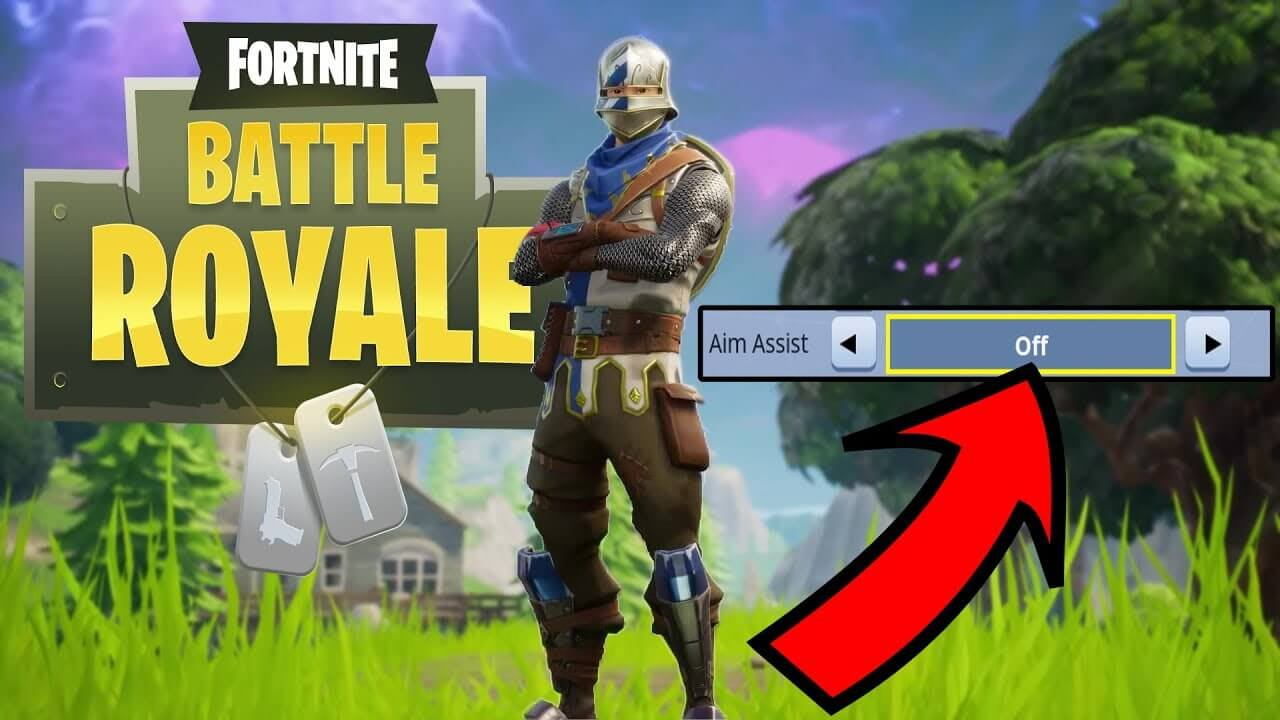 What Is Aim Assist And Should You Use It In Fortnite Fortnite Nexus