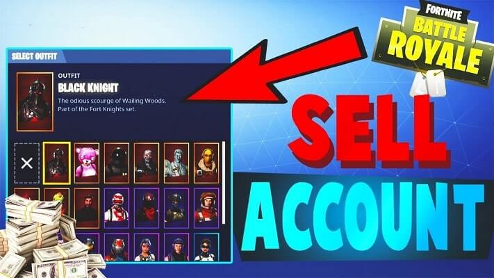 Where to Buy Fortnite Accounts - [Without getting scammed!]