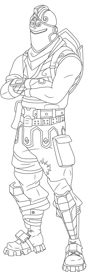 Fortnite Coloring Pages 25 Free Ultra High Resolution