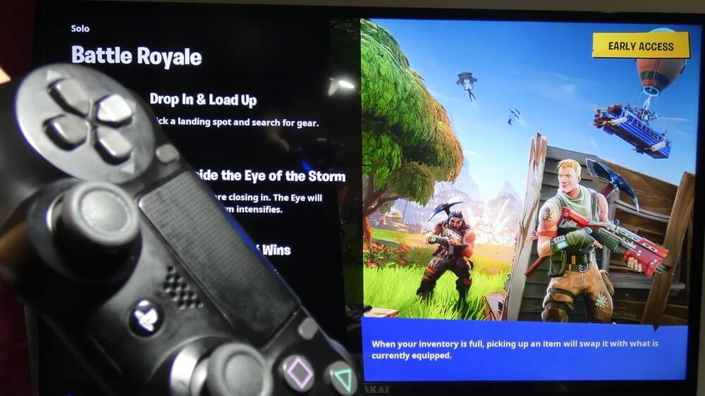 5 Second Guide – How to thank the bus driver in Fortnite