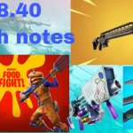 Fortnite Patch 8.4 – What's In It and What Does It Mean For You