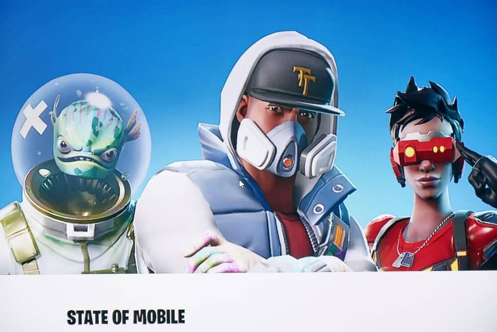 Fortnite's New Arena Mode